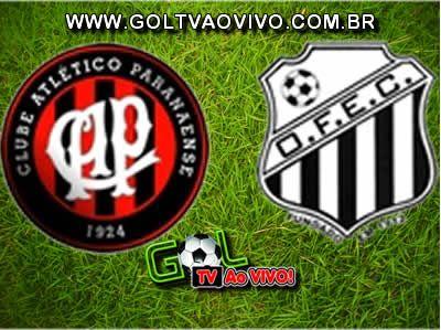 Assistir Atlético-PR x Operário ao vivo 18h30 Campeonato Paranaense