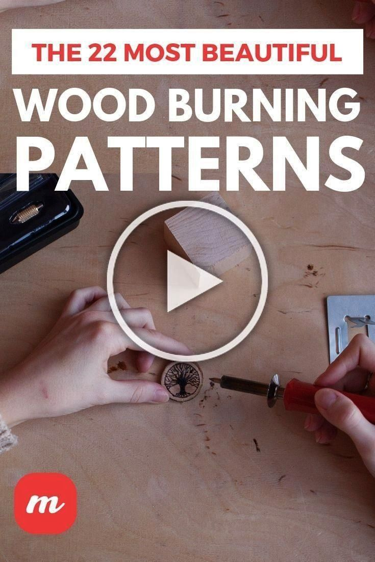 you are into pyrography then you might need some new patterns for your work We put together a list of the 22 most beautiful printable patterns for wood burning Beginners...