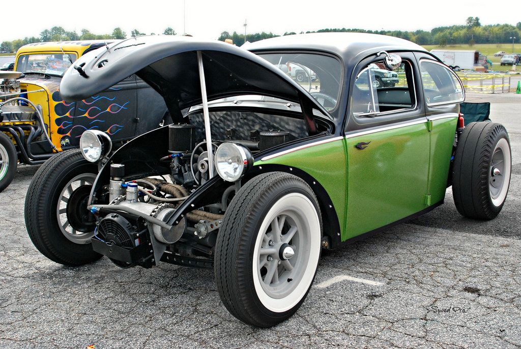 Image Result For Air Cooled Vw Beetle Engine In A Cool
