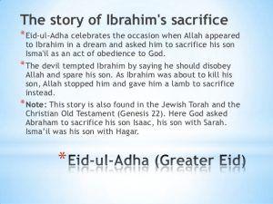 Eid al adha story in english eiduladha2017 pinterest eid eid al adha story in english m4hsunfo