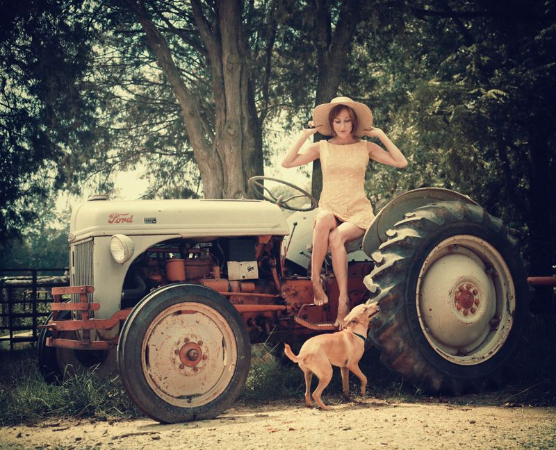 She Thinks My Tractor's Sexy By Kenny Chesney