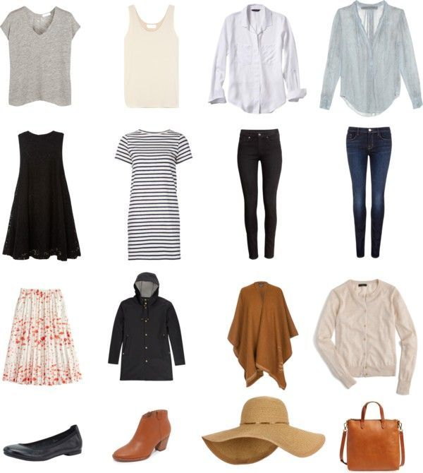 Italy Spring Perfect Packing List Cheap Vintage