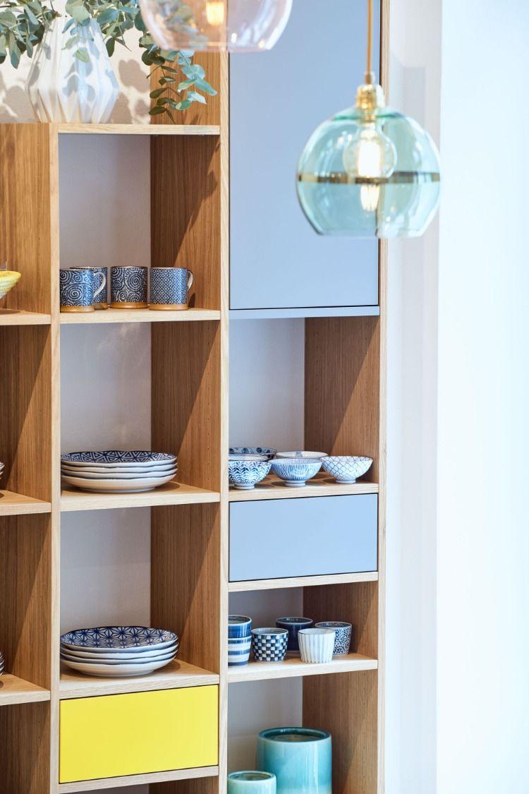 Shelves Highboards Hausorganisation Wohnzimmer Inspiration Schrank