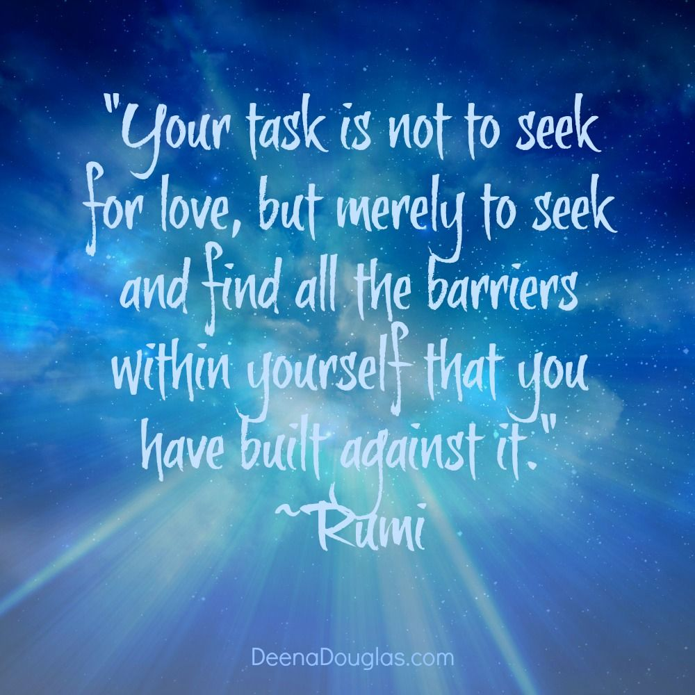 Ultimate Energy Therapy Rumi Pinterest Quotes Rumi Quotes