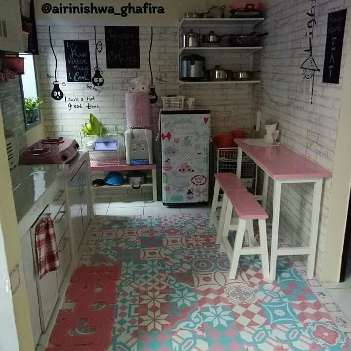 Dapur Minimalis Decor Pinterest House Design Kitchen Design