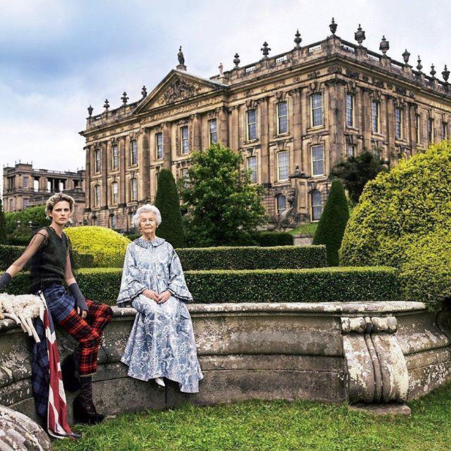 #duchessofdevonshire #mitfordsisters #deborahmitford #stellatennant #karllagerfeld #chanel #cocochanel #downtonabbey