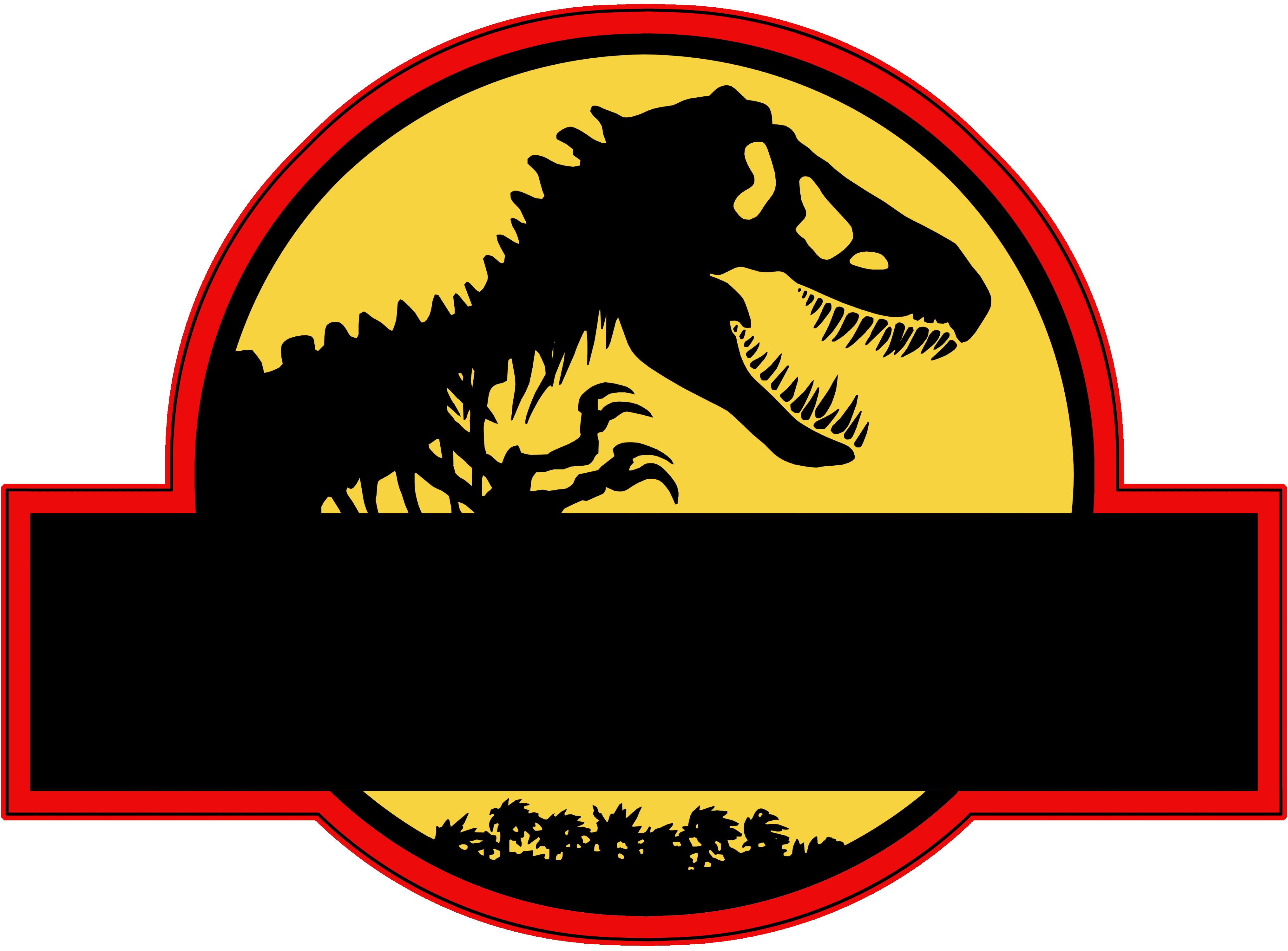 Jurassic Park 9x12 Sticker Decal Vinyl Jeep Safari Dinosaur Large 2