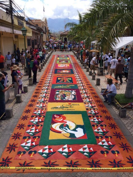 Alfombras Religiosas Viernes Santo Comayagua Honduras Top Tips Before You Go With Photos Tripadvisor Trip Advisor Santos Central America