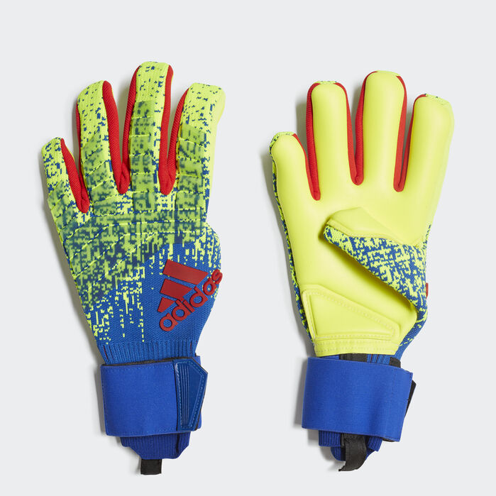 185889c078 Predator Pro Gloves in 2019 | Products | Yellow adidas, Gloves ...