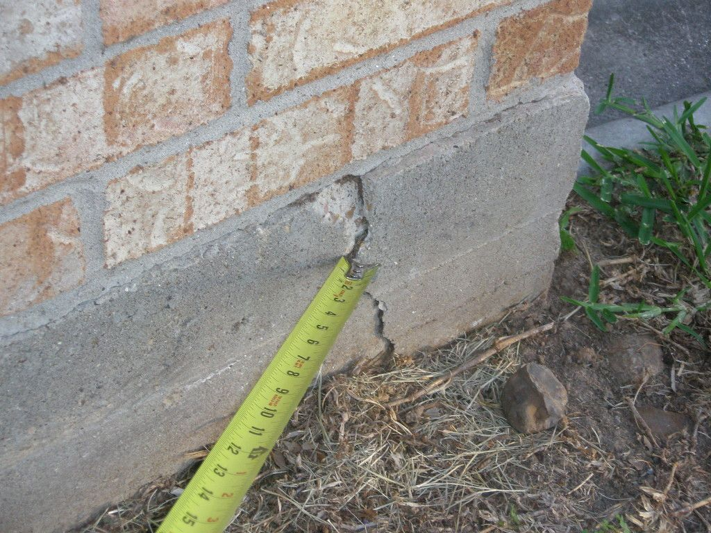 Foundation cracks in Michigan (With images) Foundation