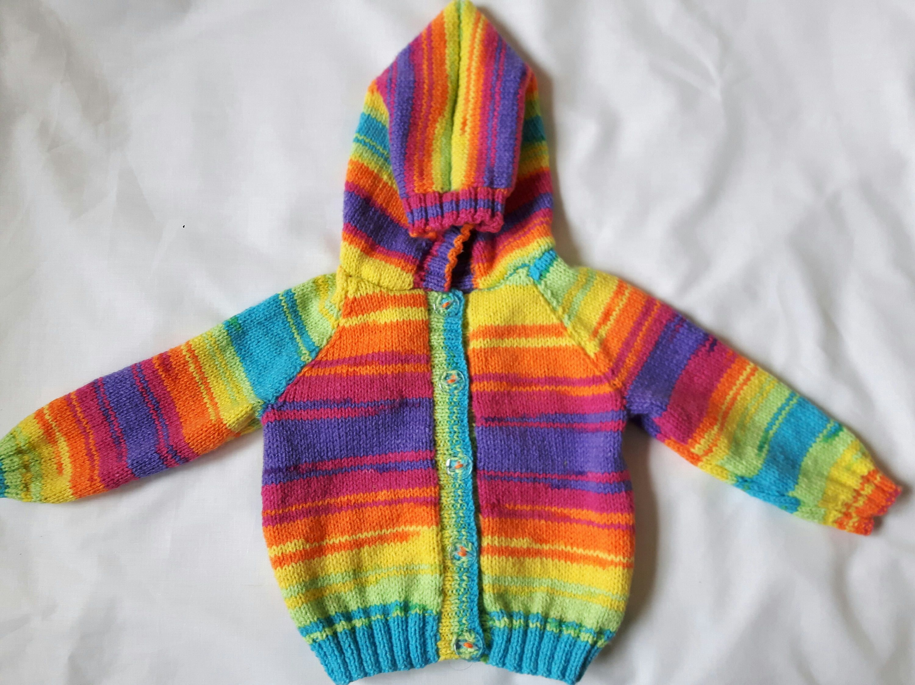 2e7fac925 Hooded baby jacket