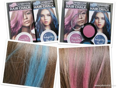 Hy Chinadoll Splat Hair Chalk Review Giveaway
