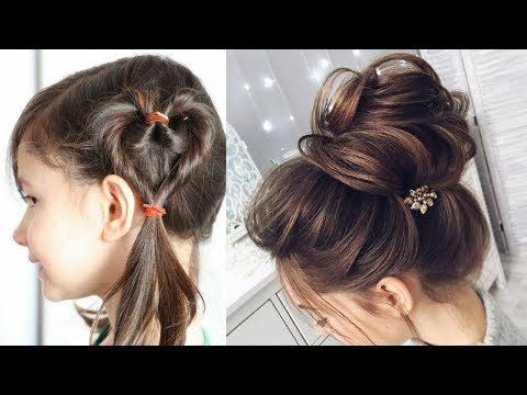 Youtube Hairstyles Magnificent Hair Hacks And Hairstyles Every Girl Should Know #1  Youtube