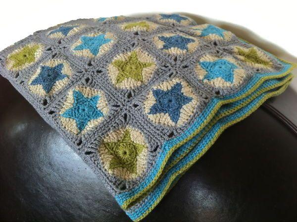 Druidesse En Herbe All Star Blanket Crochet And Knit Pinterest