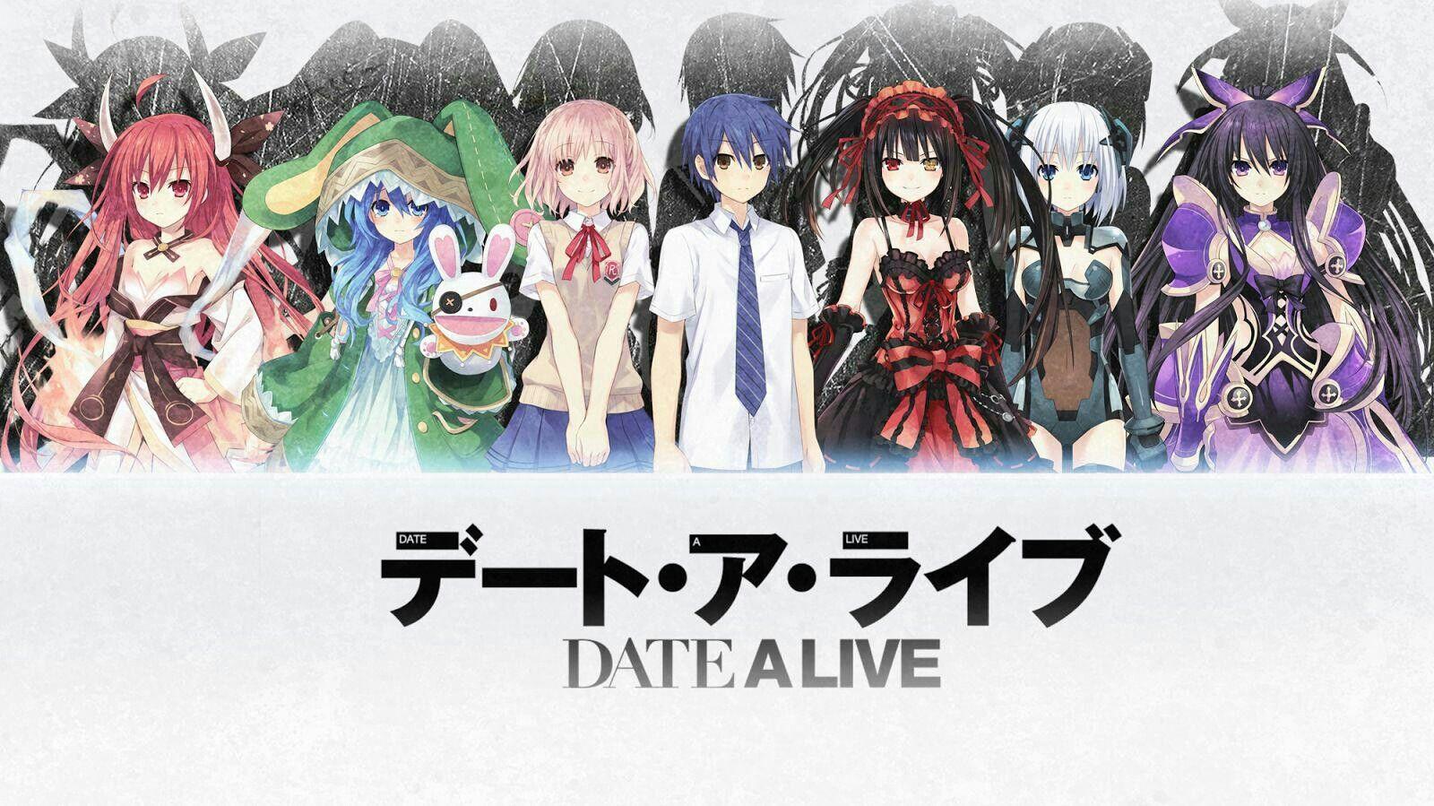 Ghim của Gilgamesh trên Date a live (約會大作戰) Hình ảnh, Anime