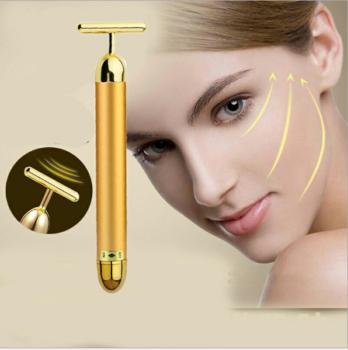 24K Golden Pulse Skin Care Face Energy Beauty Bar #..