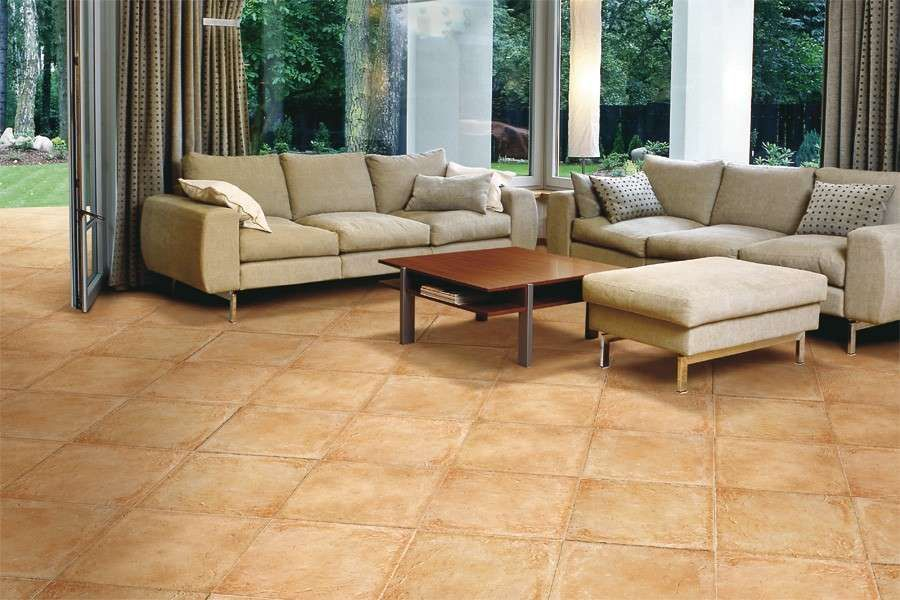 Arredare casa con pavimento in cotto living for Pavimento cotto arredamento moderno