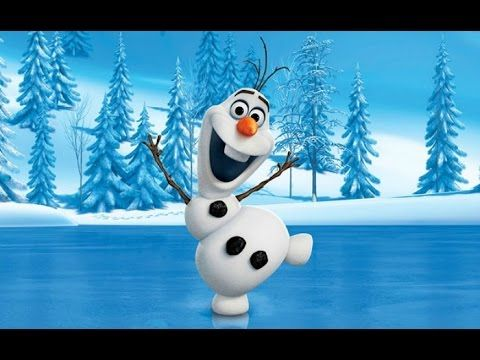 Funny Video Disney S Frozen Happy Birthday Frozen Poster Disney Frozen Olaf Schneemann Ideen