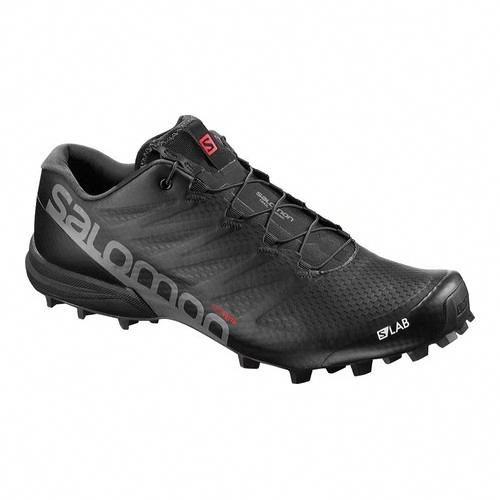 Black S Speed Lab Sneaker Salomon Sneakers 2 Running pSUzMV
