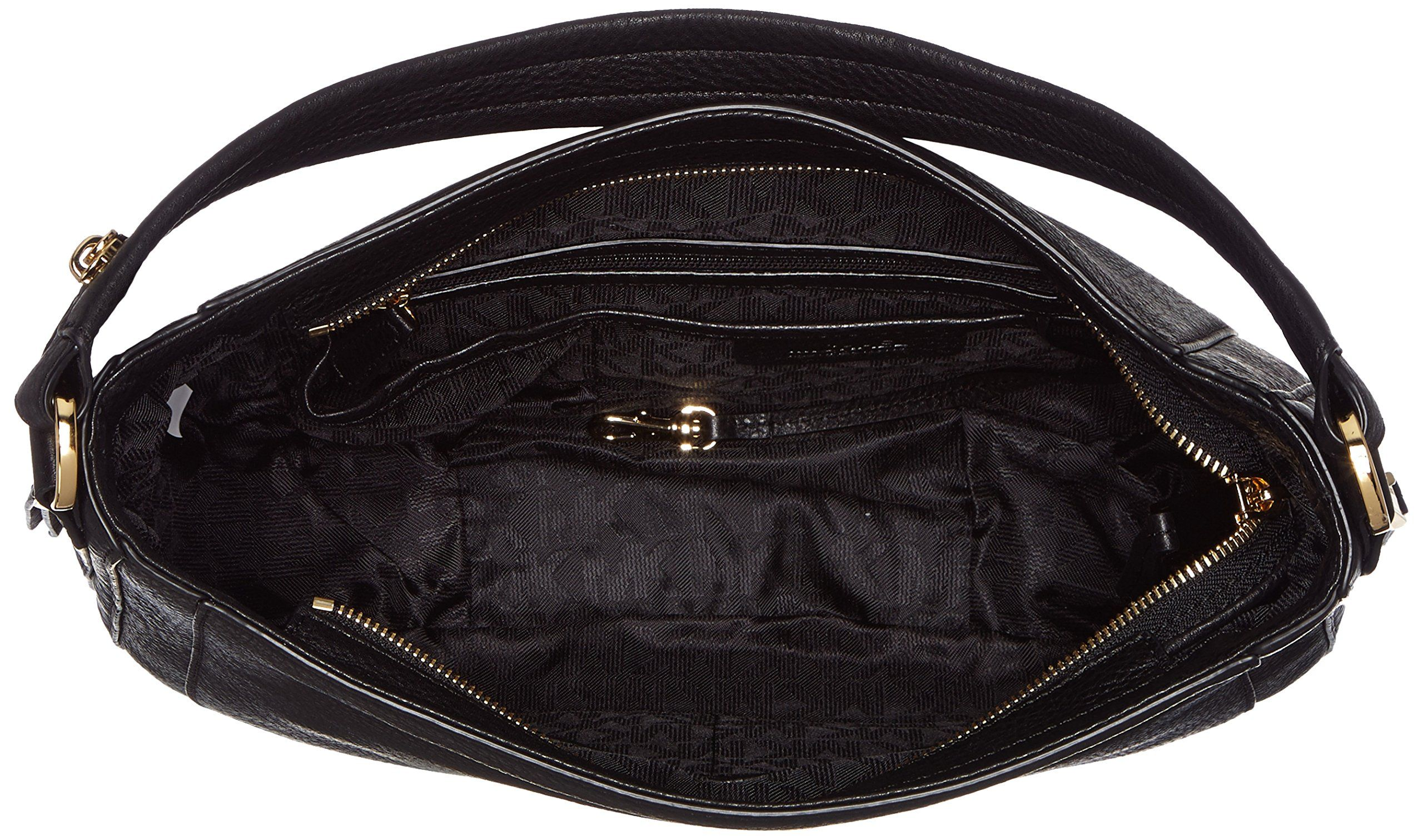 MICHAEL Michael Kors Julia Medium Convertible Shoulder Bag Black   See this  great product. ( 41b446bab1