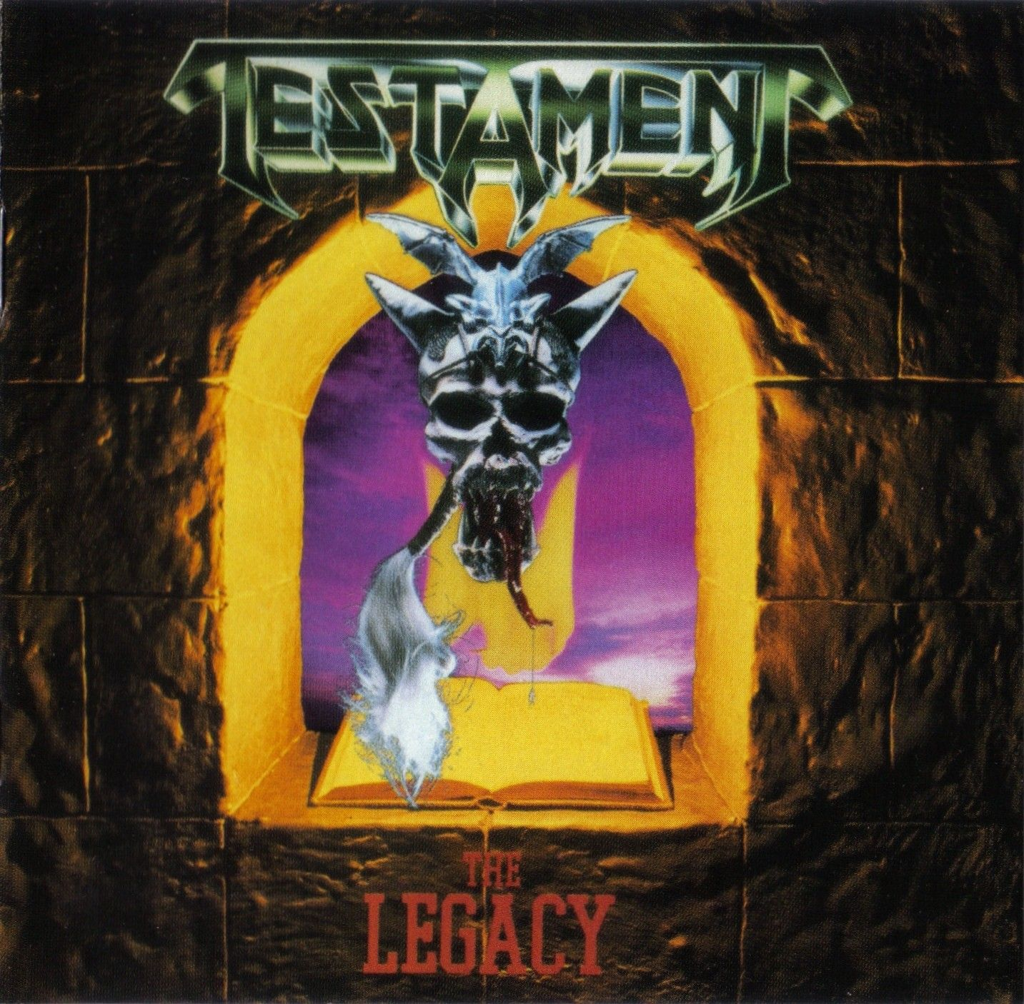 Testament - The Legacy - YouTube