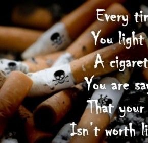 Smoking Quotes Quotes For Quitting Smoking  Quotes  Pinterest