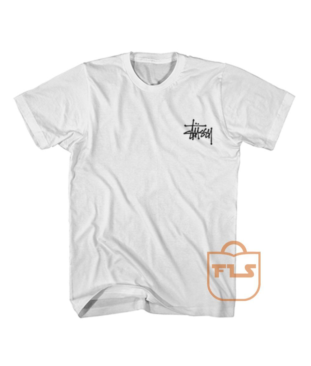 Buy Stussy Signature Pocket Men s Women s T Shirt - Price   14.45 -  Ferolos.com  teeshirts  awesometees  cheaptees b5f941ac81