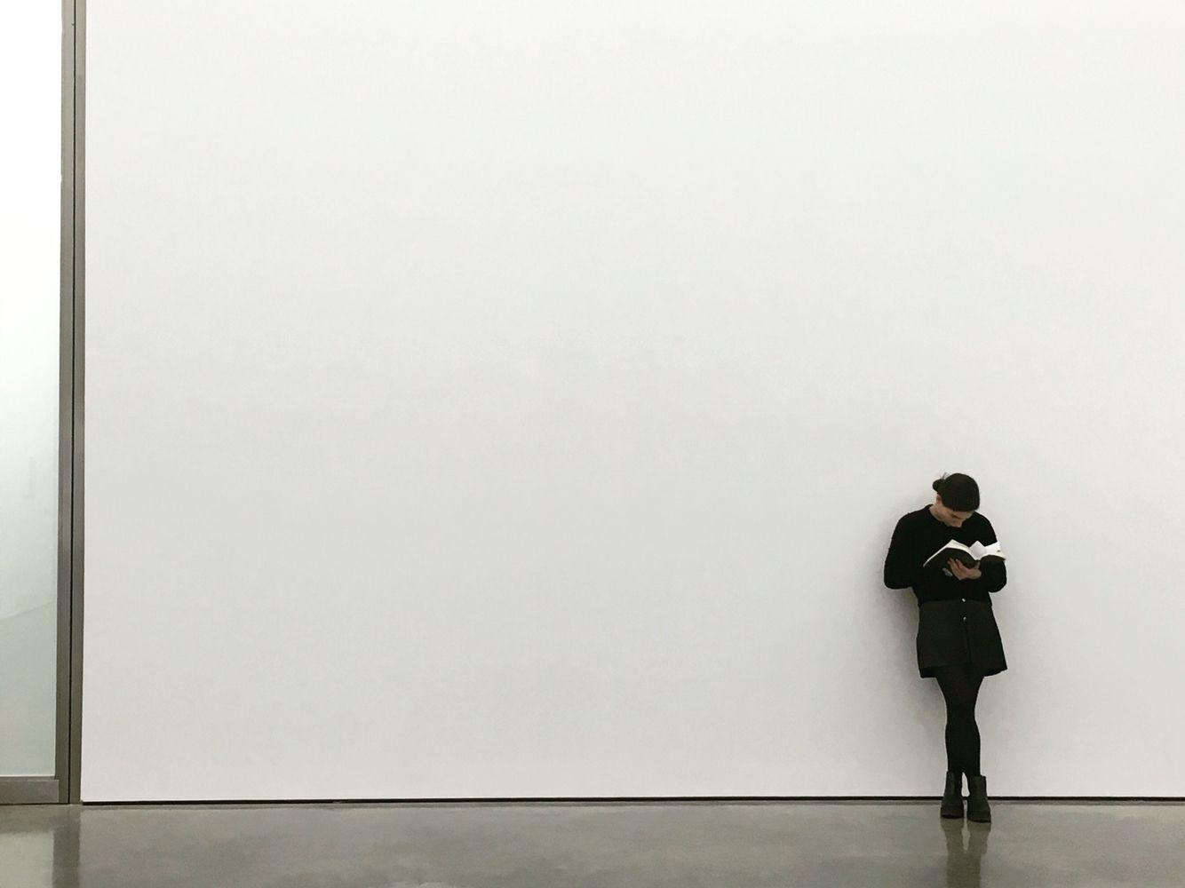 White Cube London - photo Camille Goutal