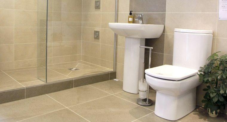 azulejos para cuartos de baño opciones clasicas | Interiores para ...