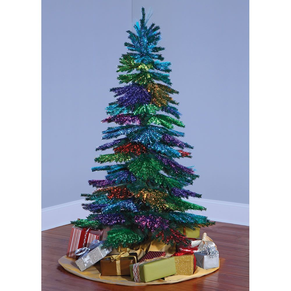 The Thousand Points of Light Tree - Hammacher Schlemmer ...