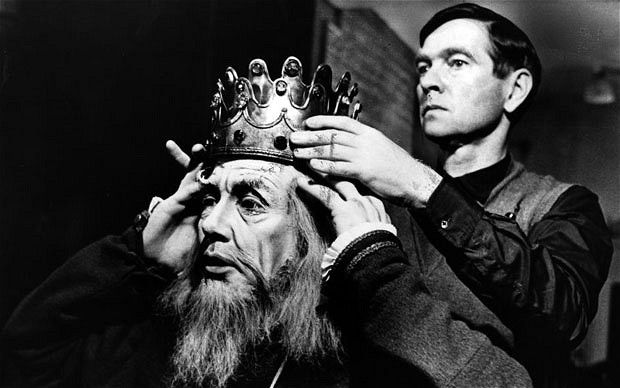 The Dresser - Albert Finney and Tom Courtenay - sheer brilliance ...