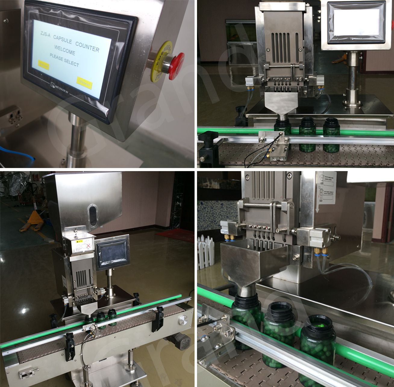 Capsule Counting Machine Capsule Counting And Filling Machine Tablet And Capsule Counting Machine Blister Packing Machine Counter Product Packaging Machine