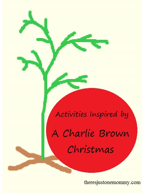 Charlie Brown Christmas activities