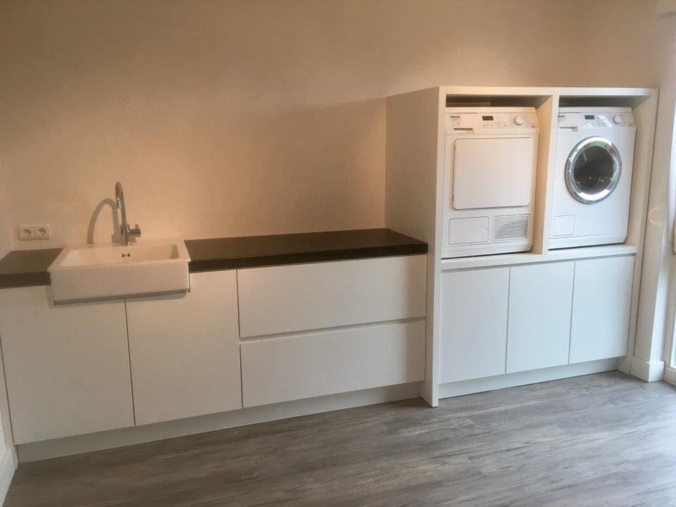 Wasmachine droger ombouw wasmachinekast wasmachine ombouw met
