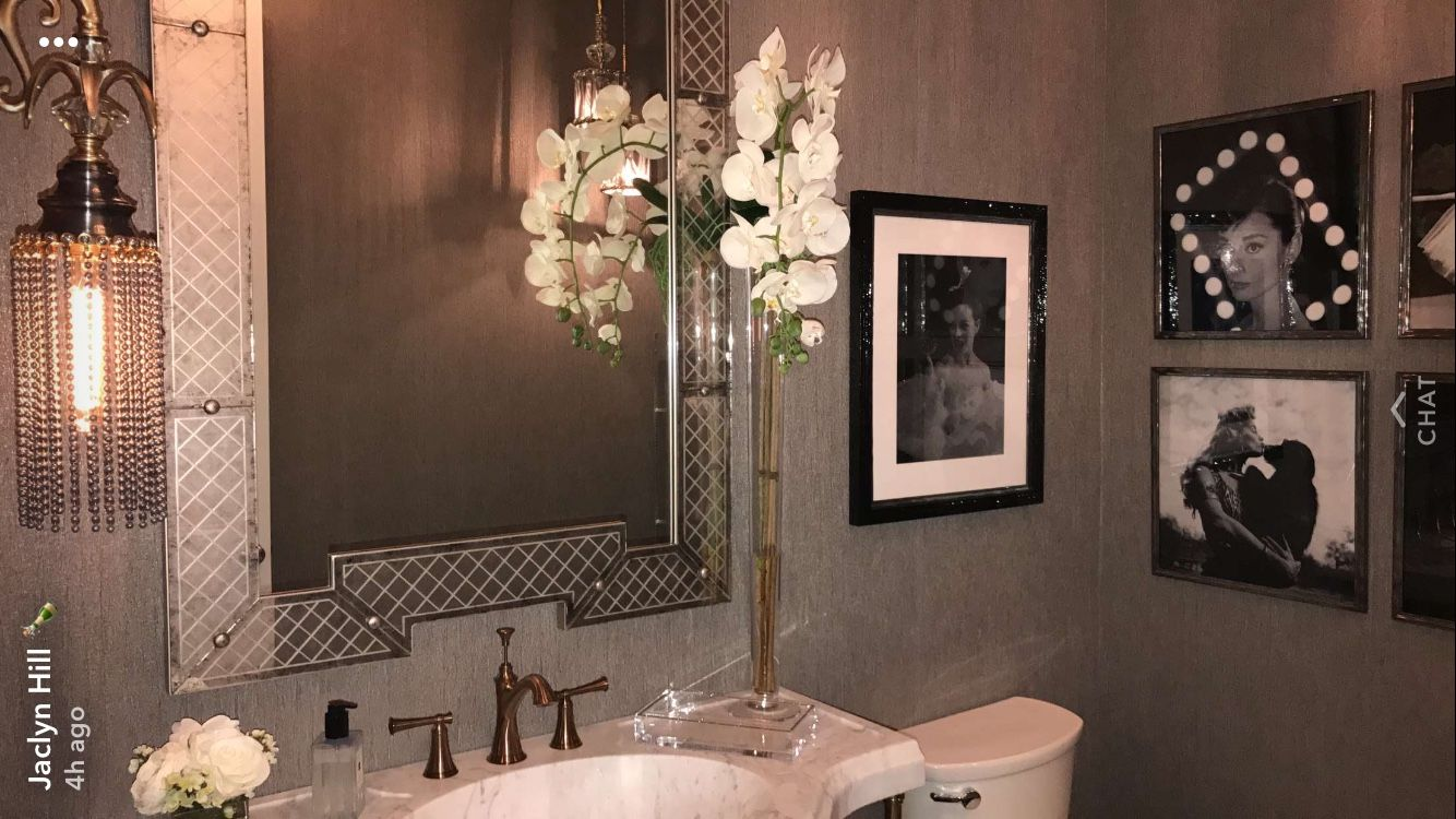 Jaclyn Hill Bathroom Decor Home Decor Glam Bathroom