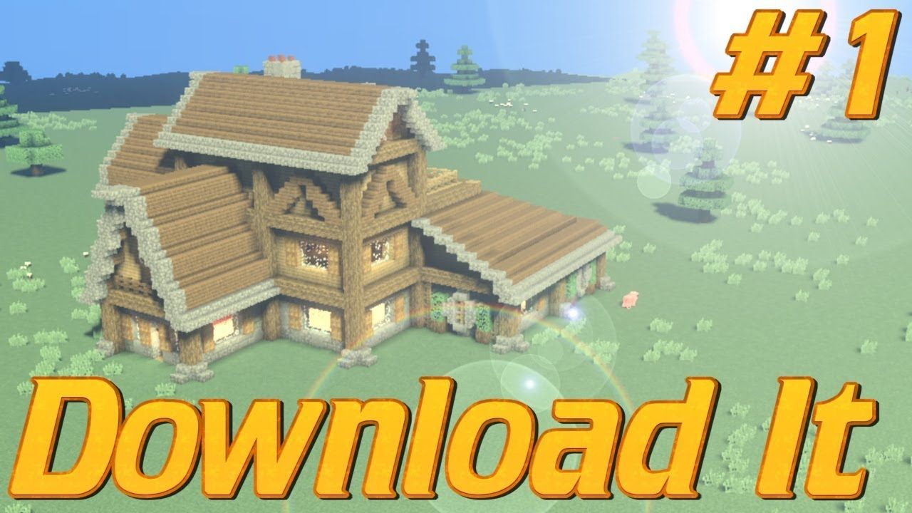Pin by J Keelo's Boo on Minecraft builds | Building a house