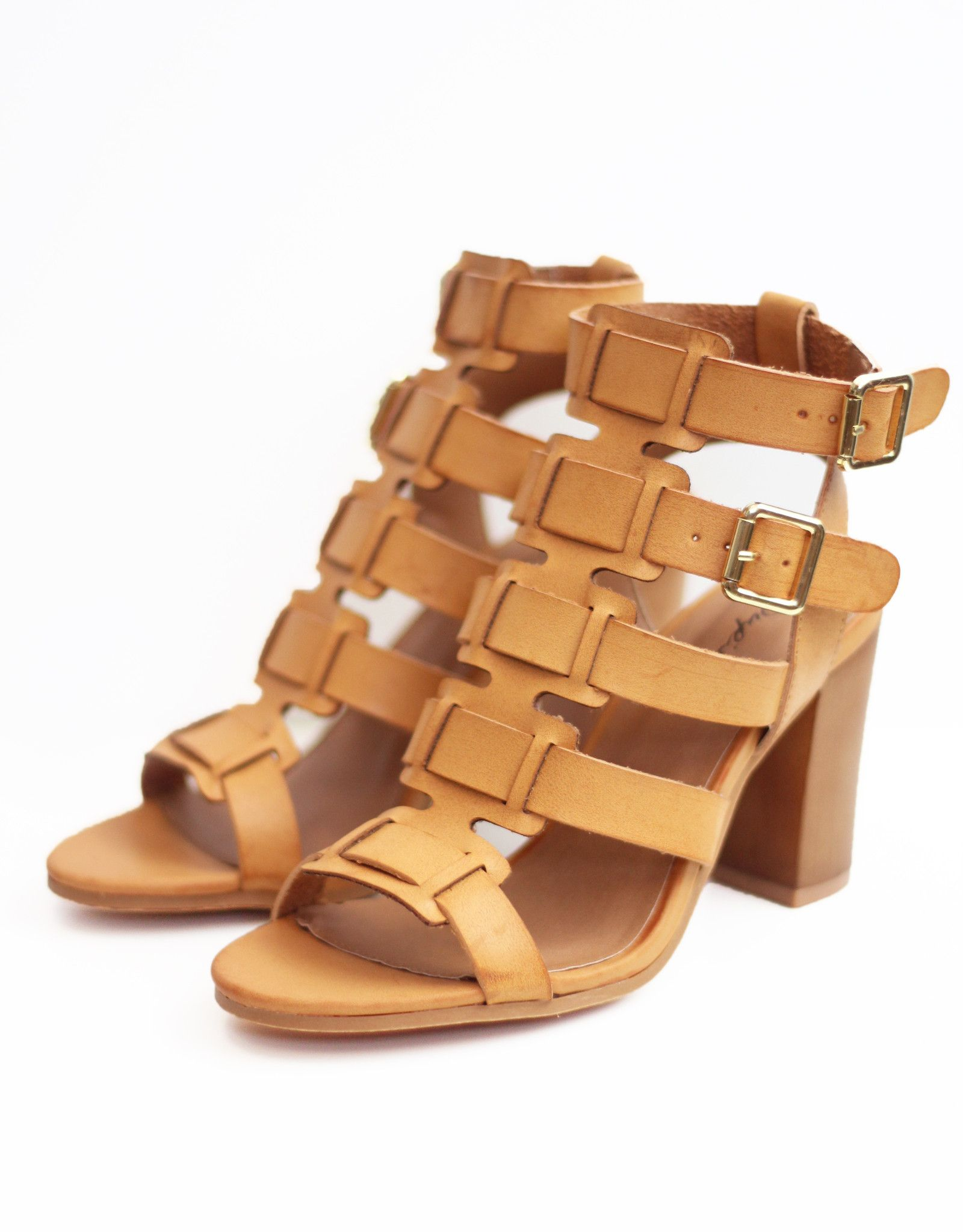 These shoes are such a statement piece! They change every simple outfit into the perfect show-stopping ensemble! They are also extra walkable, thanks to cute and chunky block heels!