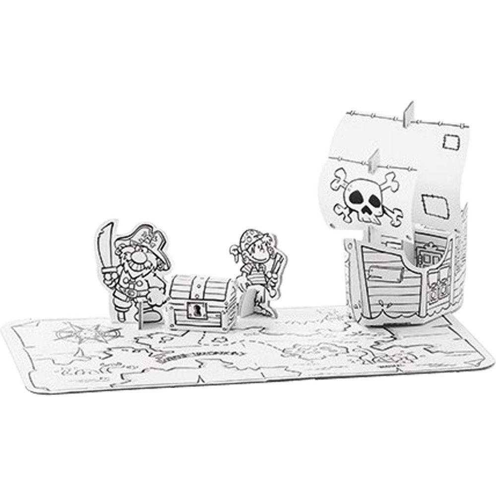 Épinglé par LUDISIGN sur Jouets en carton à construire