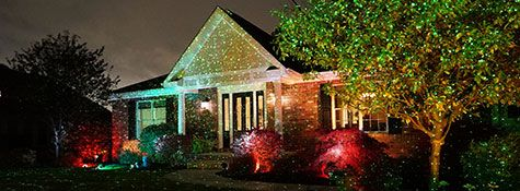Star Shower (As Seen On TV) Create A Holiday Laser Light Extravaganza    Instantly!
