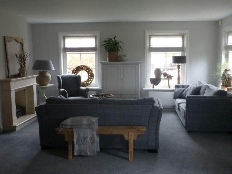 Binnenkijken interieur: Sober landelijk sober wonen | Livingroom ...