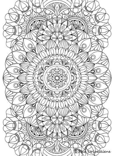 Mandala Coloring Page Mandala Coloring Pages Mandala Coloring Abstract Coloring Pages