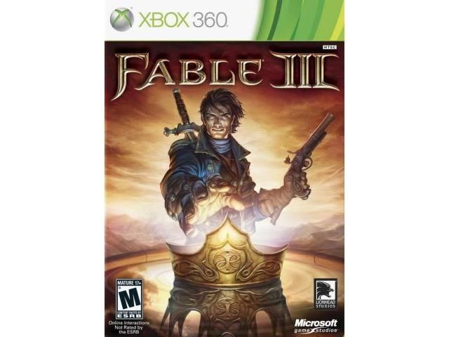 Bestcovery Expert Reviews Rankings Video Games Xbox Xbox Games Fable 3