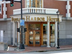 Just Love This Hotel Portland Harbor Maine Near The Old Port If You Are In Pinterest