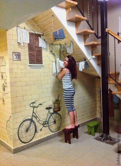 Home idea - Kreative wandbemalung ...