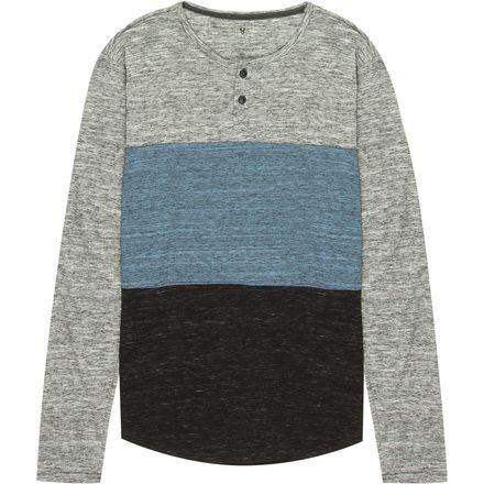 W-LL Mens Cotton Long-Sleeved Shirt Casual Print Shirt