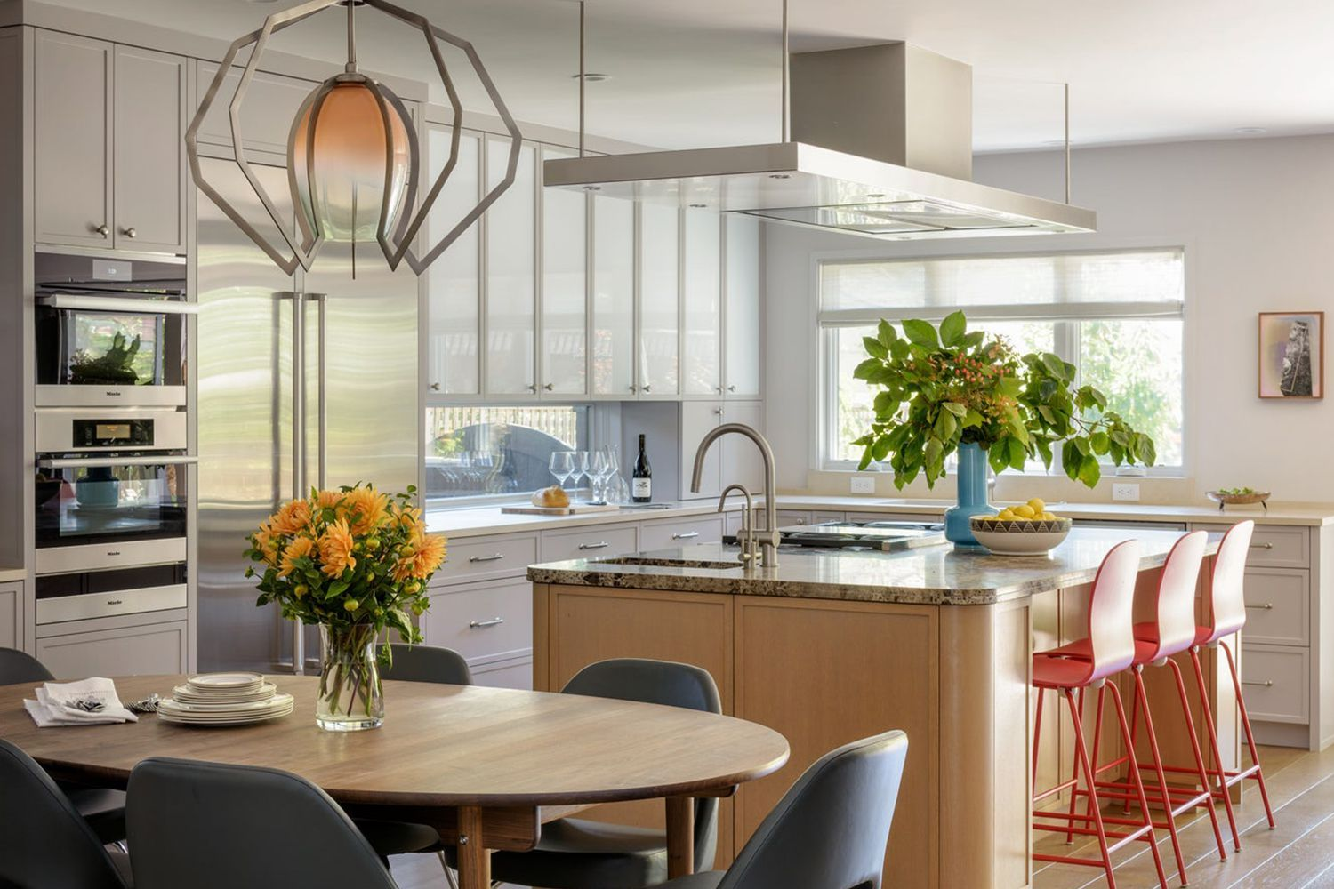gorgeous eatin kitchens for every type of home  house