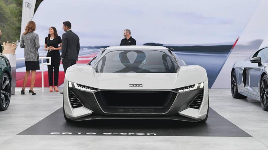 Audi E Tron Gt With Porsche Genes Will Reportedly Debut In 2020 Audi E Tron Audi E Tron