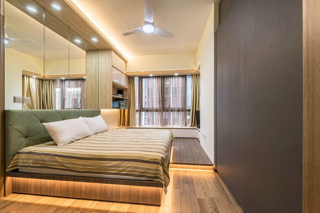 Lookboxliving project gentlecurves interior design