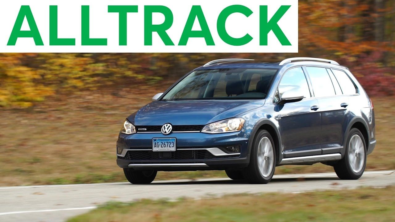 Based on the Golf SportWagen the 2017 Volkswagen Alltrack faces off
