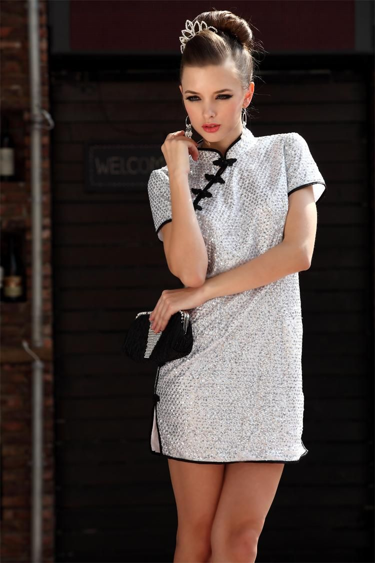 Asian modern clothes